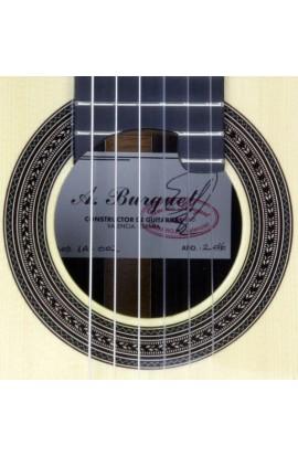 Guitarra Clásica Estudio 3 Todo Macizo Raimundo 130