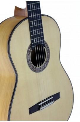 Guitarra Clásica Estudio 3 Todo Macizo V Carrillo India Estudio