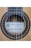 Amalio Burguet Modelo 2M Guitarra Clásica Estudio Maciza