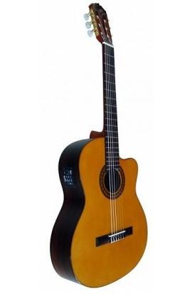 José Gómez - C320.204EQ Guitarra Clásica Palosanto Amplificada
