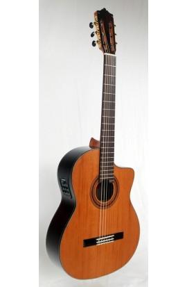 Martínez MCG-58S CE - Guitarra Clásica EQ Fishman PSY-301