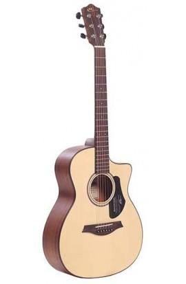 Mayson Atlas E - Guitarra Acústica Mini Jumbo Mate