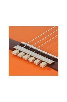C300.013BK - String - Tie Negro para Ukelele