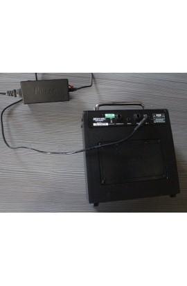 Merit-10 - Amplificador Portable de 10W RMS para guitarra eléctrica con grabación y reproducción desde USB y SD