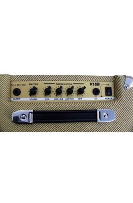 Amplificador de 15 W para Guitarra Acústica