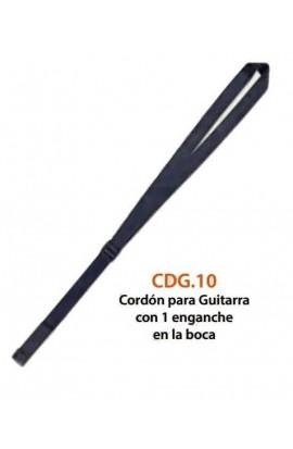 Cuerdas Guitarra Clásica Antonio Fernández Nylon Negro