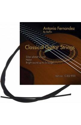 Cuerdas Guitarra Clásica Antonio Fernández