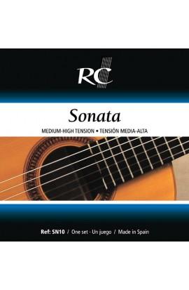 Juego de Cuerdas Royal Classics Sonata de Titanio