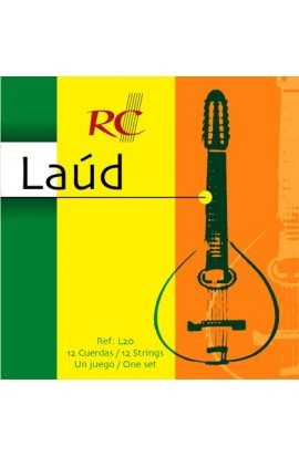 LS20 - Juego de Cuerdas Royal Classics Laúd solista