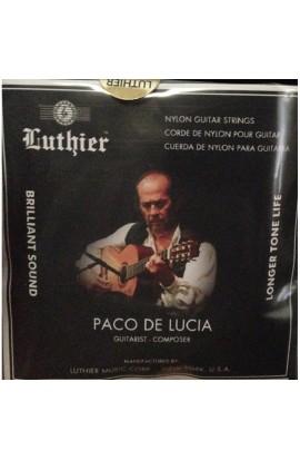 Juego de Cuerdas Luthier Tensión 40