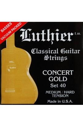 Primera Cuerda Luthier Tensión 20