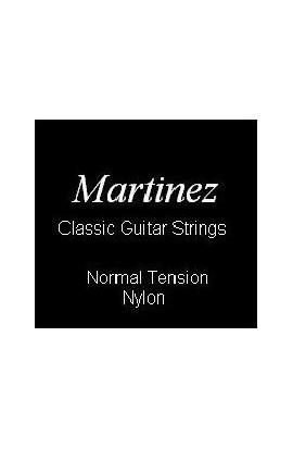 C85 - Juego de Cuerdas para Clásica Martínez de Carbono. Tensión Normal