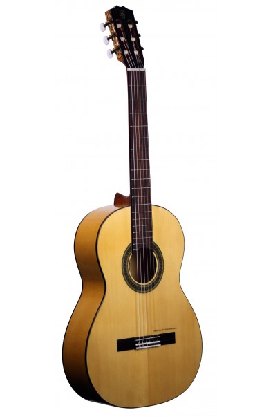 Guitarra Flamenca Estudio 1 Tapa Maciza Prudencio Sáez 15