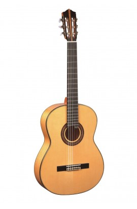 Guitarra Flamenca Estudio 1 Todo Macizo Martínez MFG-CS