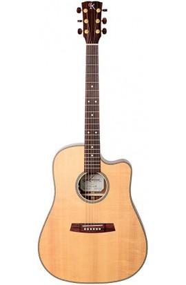 Guitarra Acústica Kremona M20