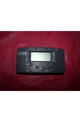 Afinador Modelo Lct 720 Cromático