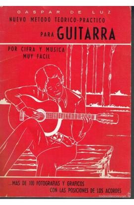 Método Guitarra Gaspar De Luz