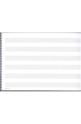 Bloc 5 y 6 Lineas 1/4 Folio