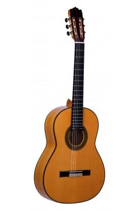 Guitarra Clásica Estudio 1 Todo Macizo Juan Álvarez Y-8F Construcción Especial