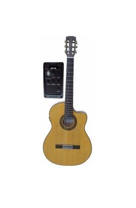 José Gómez - C320.580EQ Guitarra Flamenca Amplificada