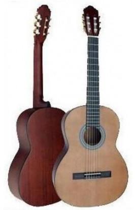 Guitarra Clásica de Sapeli Cibeles
