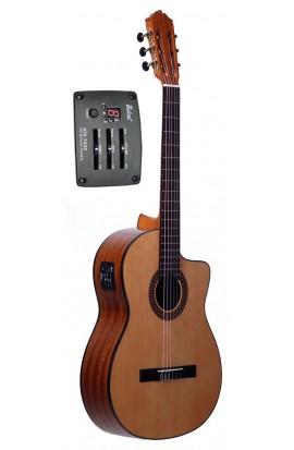 Martínez MCG-20 - EQ Belcat Guitarra Clásica