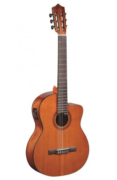 Martínez MCG-48S CE - Guitarra Clásica EQ