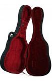 Estuche Foam Guitarra Clásica Forro Rojo Cibeles