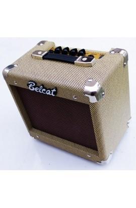 Amplificador de 10 W para Guitarra Eléctrica con acabado Vintage Tweed
