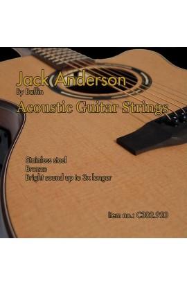 Cuerdas Guitarra Acústica Jack Anderson