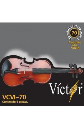 Cuerdas de Violín Víctor