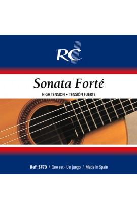 Juego de Cuerdas Royal Classics Sonata Forte