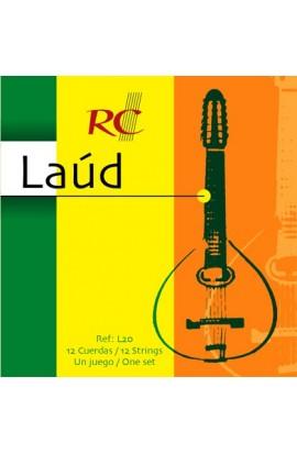 Juego de Cuerdas Royal Classics Laúd L20