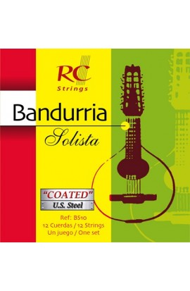 Juego de Cuerdas Royal Classics Bandurria solista