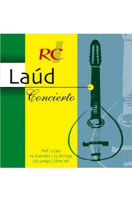 Juego de Cuerdas Royal Classics Laúd concierto